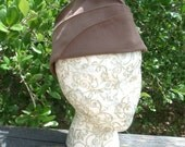 Steampunk or Dieselpunk Military Garrison Cap or Sidecap Sewing Pattern