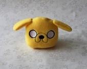 Jake Adventure Time Dog Blob Plush
