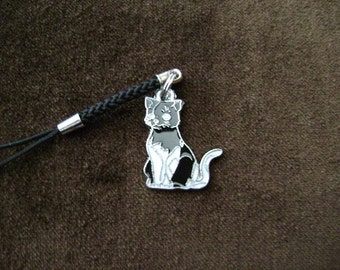 Kitty Cell Phone Charm