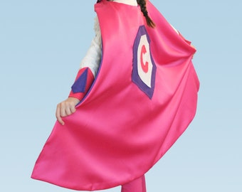 Superhero Cape- Ages 8 and up
