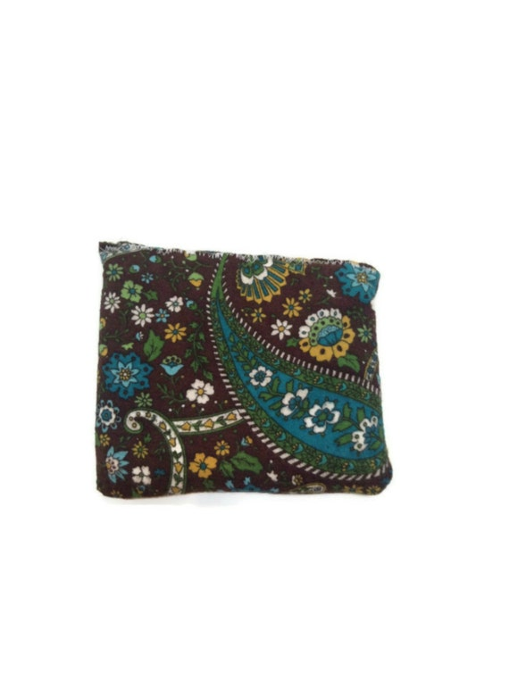 """Small hot cold pack heat pack in """"paisley infusion"""""""