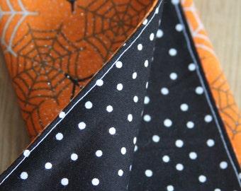 Lunchbox Napkins - Set of 2 - Spooky Spiderwebs