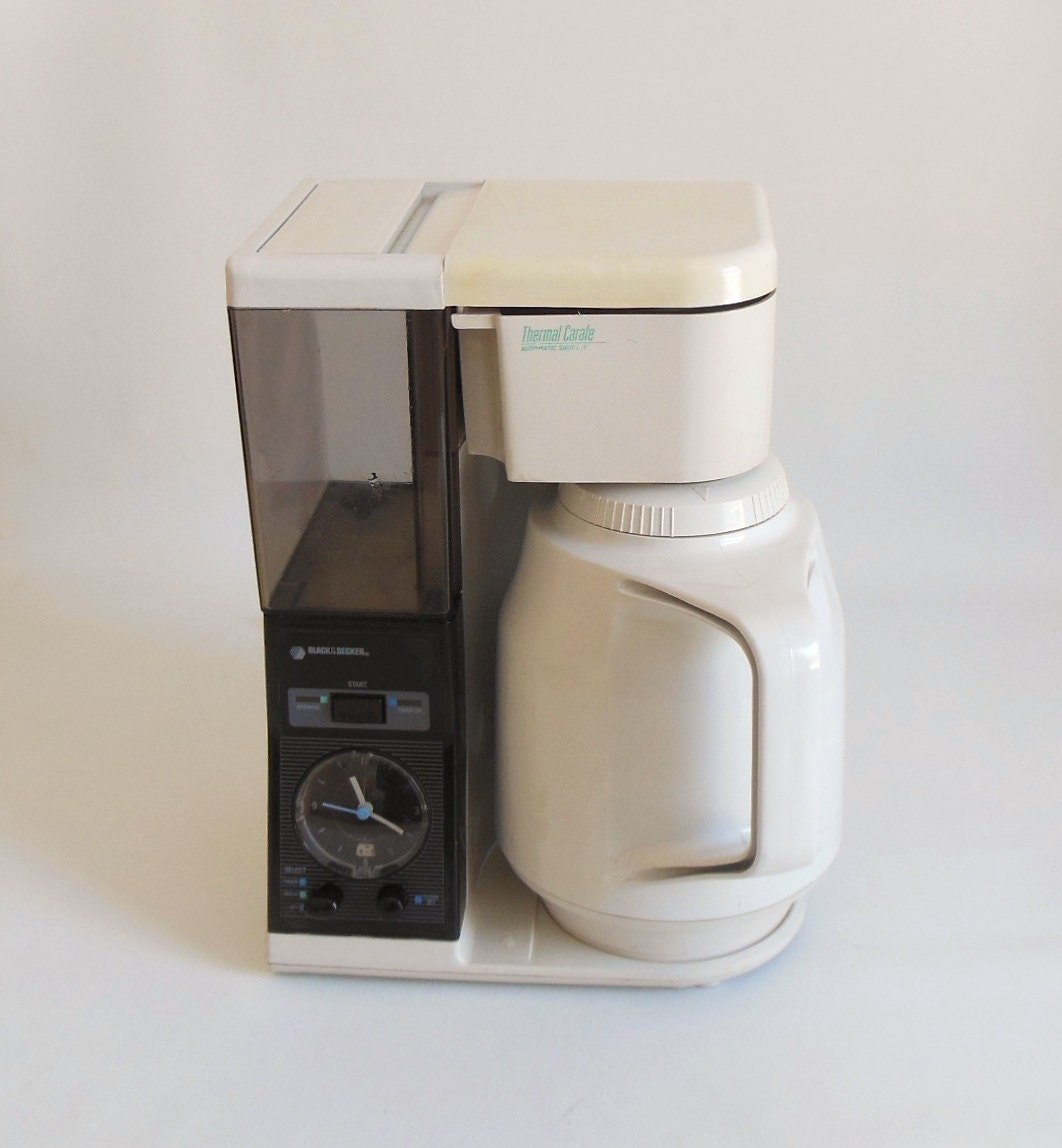 Black And Decker Coffee Maker Does Not Work : Black & Decker TCM402 TCM 411 Coffee Maker by LaurasLastDitch