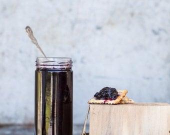 Blueberry Whole Berry Jam - Pure, Natural, Seasonal Small Batch