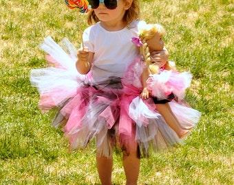 Matching Baby Doll & Me Tutus: Toddler Sizes