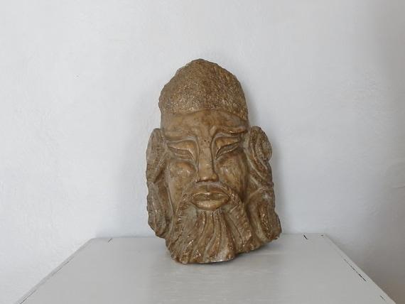 Antique korean large artifact joseon period by