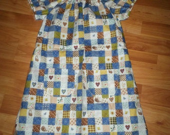 Little Girl's peasant dress 4T