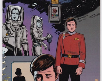 Star Trek Original Series Number 60 June 1994 DC Comics - science fiction - vintage comic - DC Comics - Star Trek - original series