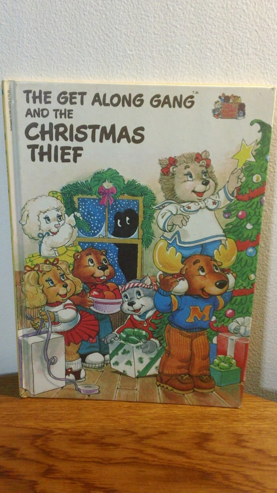 The Get Along Gang And The Christmas Thief By Alice Parker