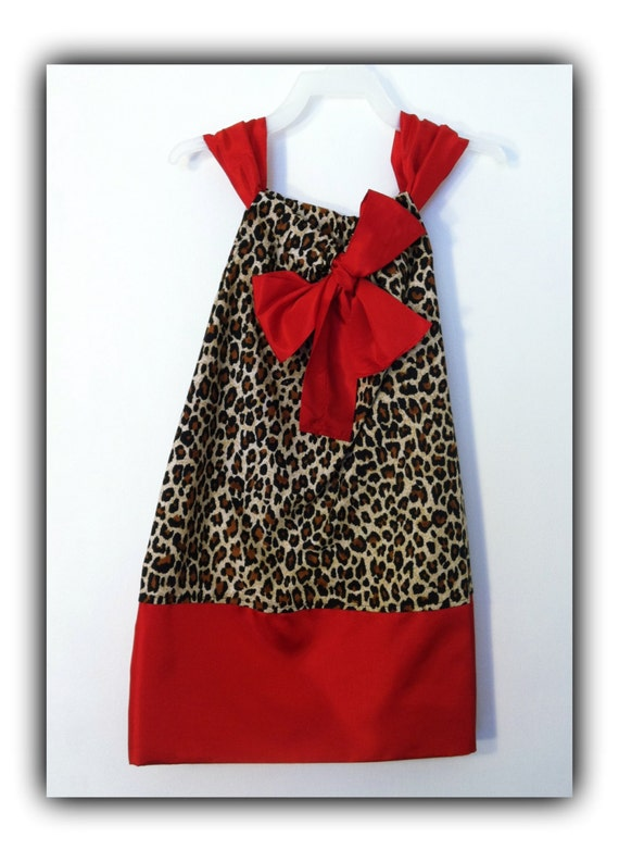 Sale Leopard Red LOVE