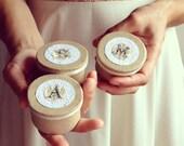 Be My Bridesmaid Invitation gift box
