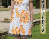 The Bebe Dress Sewing Pattern by  Kay Whitt