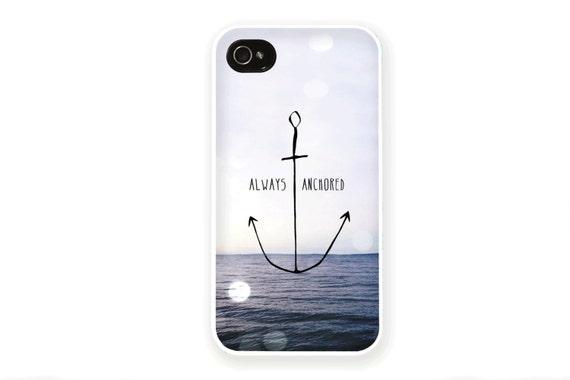Nautical iphone 4 cases nautical anchor iphone case