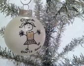 Personalized Ornament Cheer