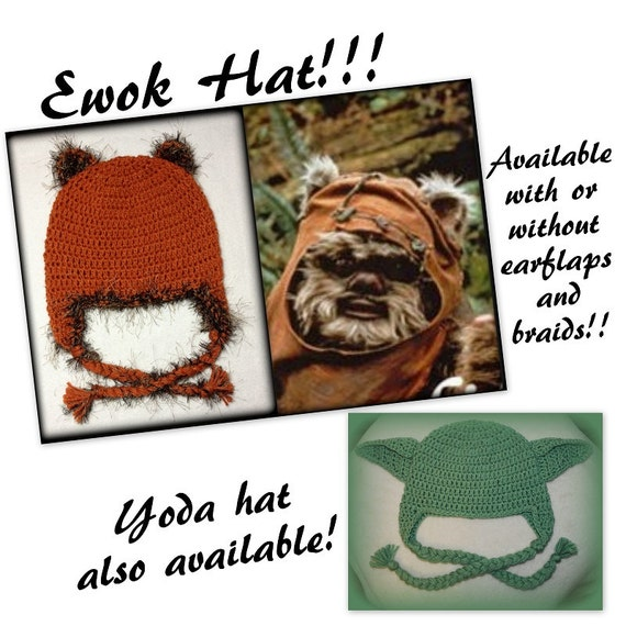 Ewok Hat: Unavailable Listing On Etsy