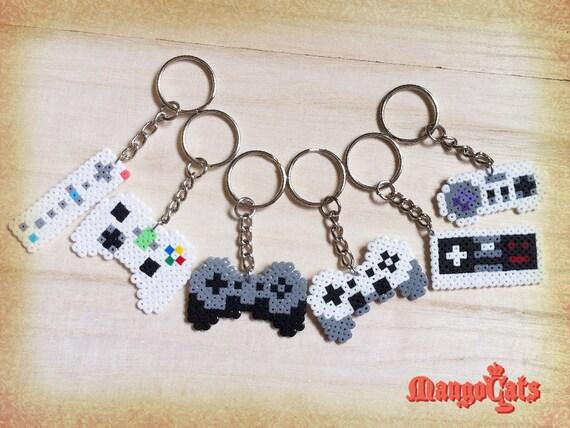 Game controller hama bead sprite Wii NES SNES Xbox PS