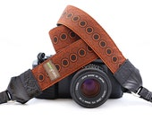 The Theron DSLR Camera Strap with Quick Release Buckles -- 1.5 inches wide