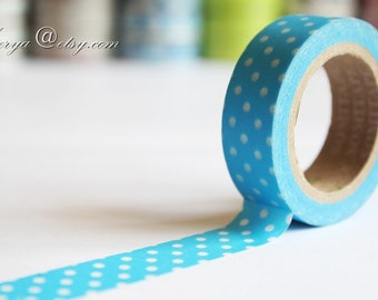 Japanese Washi Tape - Masking Tape - Paper Tape - Washi Paper - Deco Tape - Gift Packing - WT1127