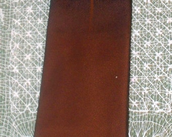 1960s Dividend Men's Tie  - Brown Black Graphic Print - All Dacron Polyester - Washable...No Pressing! - WPL 2831