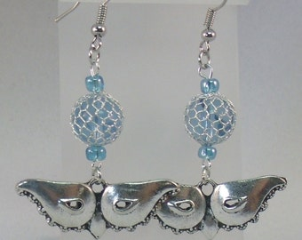 Masquerade Dangle Earrings
