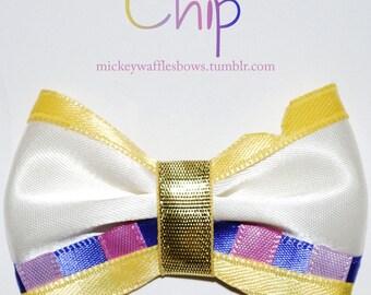 Mini Chip Hair Bow