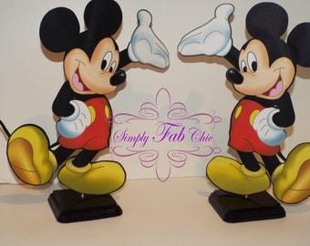 Mickey Mouse Centerpiece / Table Decor