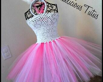 Bunny tutu dress| Rabbit tutu | Easter Bunny tutu | Bunny tutu| newborn-5T listing