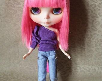 Blythe Skinny Pants Light Jeans