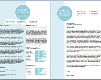 resume templates for microsoft
