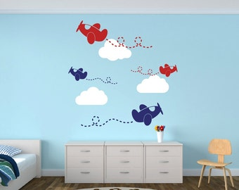 Dream Big Little One Wall Decal Nursery Wall Decal Nursery - Nursery wall decals clouds