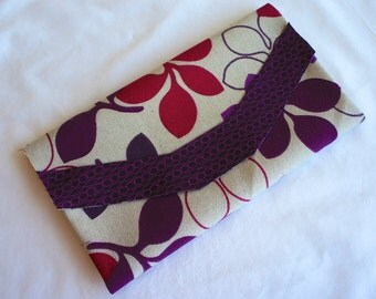 PRE-CUT FABRIC Kit for the Necessary Clutch Wallet by Emmaline