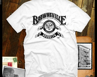 Brownsville  Brooklyn N.Y.  T-shirt