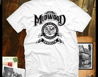East Midwood  Brooklyn N.Y.  T-shirt