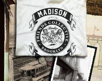 Madison Brooklyn N.Y.  T-shirt