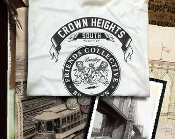 Crown Heights South Brooklyn N.Y.  T-shirt