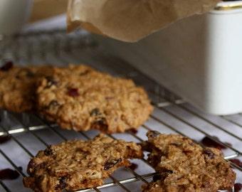 Big Oat Cookies 6 tr