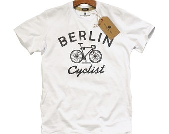T-Shirt Berlin Cyclist