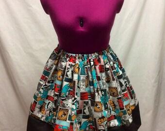 Phineas & Ferb Skirt
