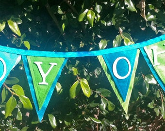 Boy Oh Boy! Baby Shower Banner