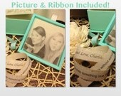 Ultimate Personalized Option (persoanlized ribbon & picture included)