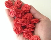 Paper Roses | Quilling Roses - Scrapbooking Embellishments - Set of 20 (in one colour) - ColourfulCorner