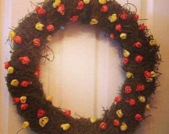 Summer Wreath, Moss Wreath