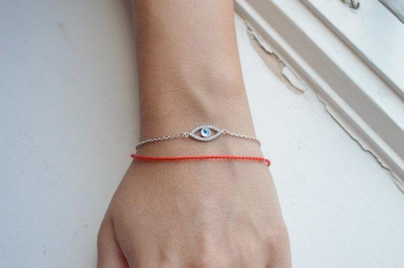 Kelly Ripa Bracelet Kelly Ripa Lucky Evil Eye