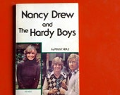 Nancy Drew and The Hardy Boys Scholastic Paperback Book  //  1970s