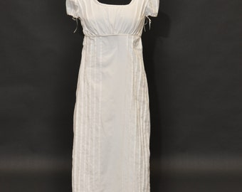 Empire Period Dress