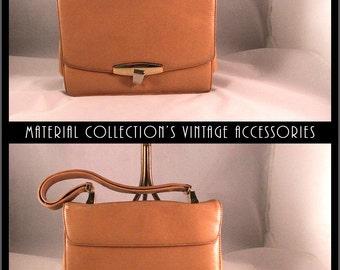 Vintage KORET Leather Handbag • Material Collections