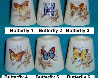 3 Butterfly Cigarette Snuffers 200 Designs Butt Outs For Ashtray