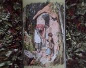 Herbs & Gretel Tea - Sweet Reds - Herbal Organic Loose Leaf // Red Raspberry Leaves, Hibiscus, Rose Hips