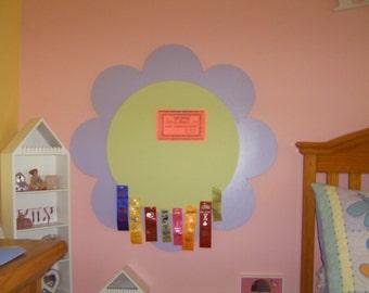 Flower Bulletin Board