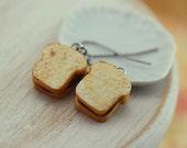 Nutella Sandwich Earrings